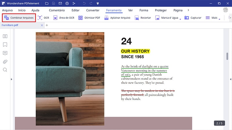 transformar imagens em pdf