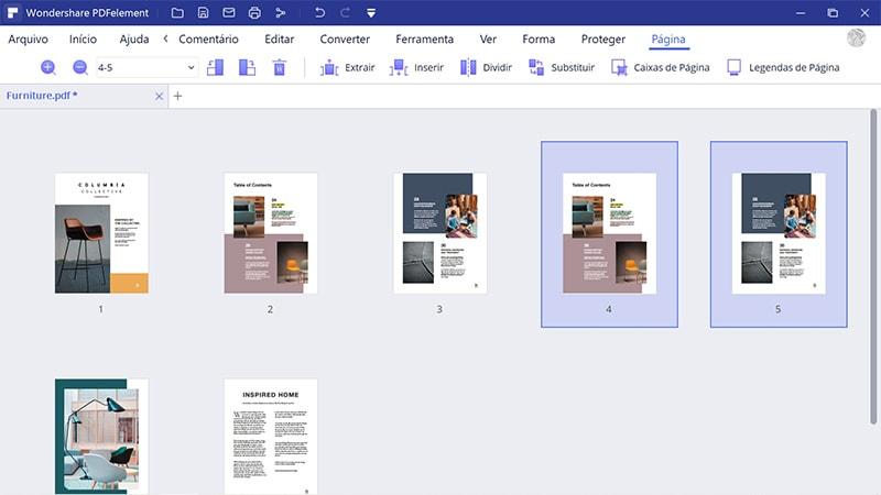 duplicar páginas