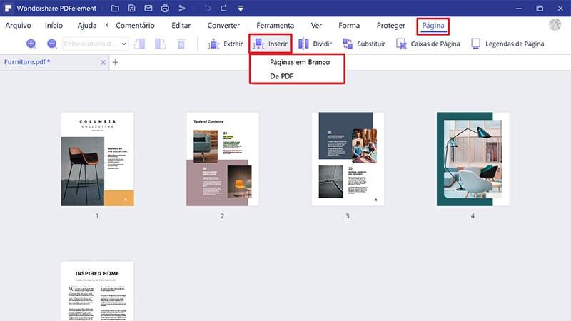 como recortar um pdf