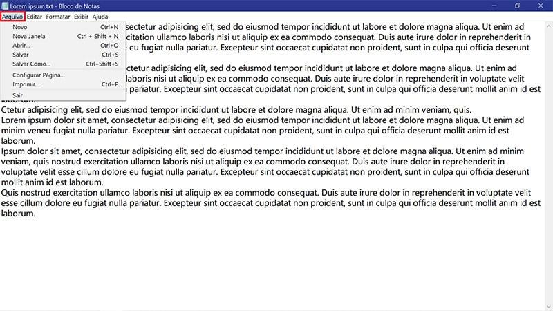 como converter txt em pdf