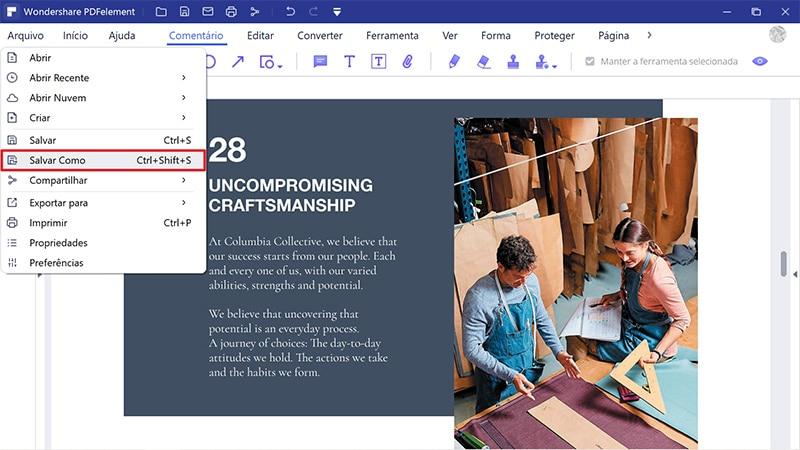 how to flatten a pdf