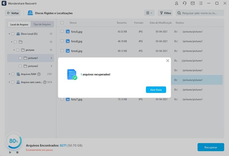 melhor aplicativo para recuperar videos apagados
