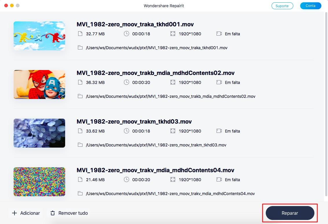 add videos mac