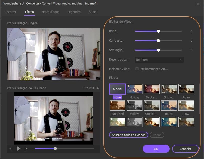 carregar arquivos MOV para conversor de vídeo