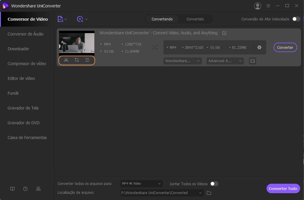 edit iPhone video